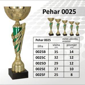 Pehar 0025