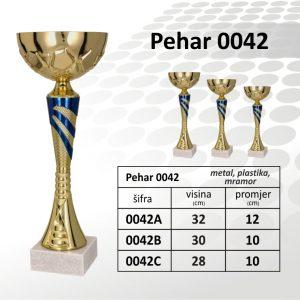 Pehar 0042