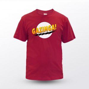 Majica Unisex GAZIMGA
