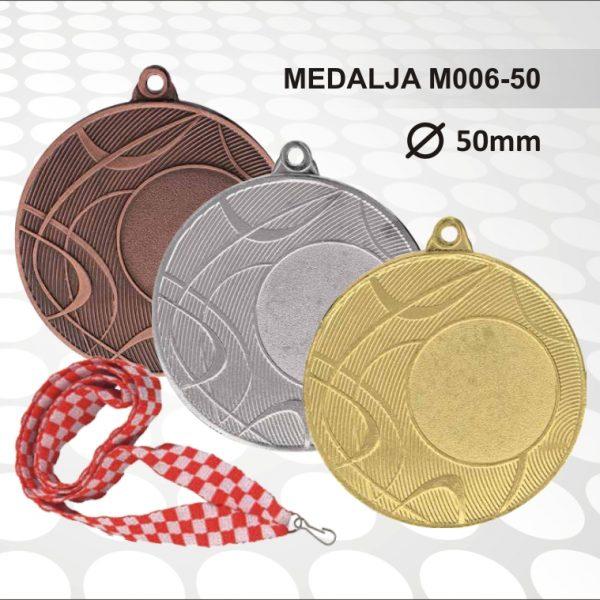 Medalja M006