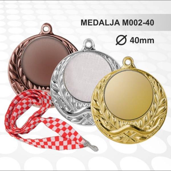 Medalja M002-40