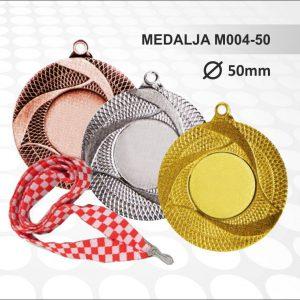Medalja M004