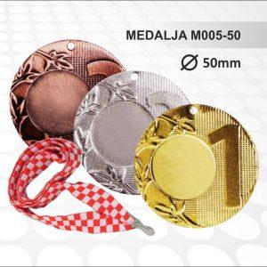 Medalja M005