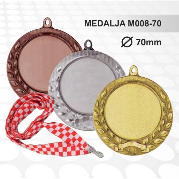 Medalja M008