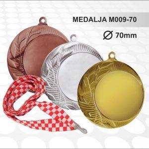 Medalja M009