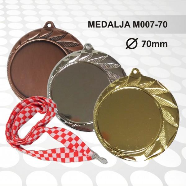 Medalja M007