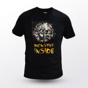 Majica MENS FIT MONSTER