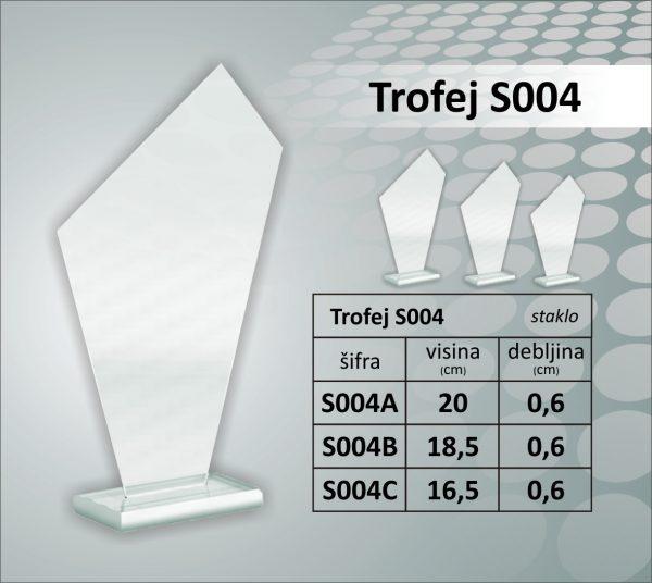 Trofej S004