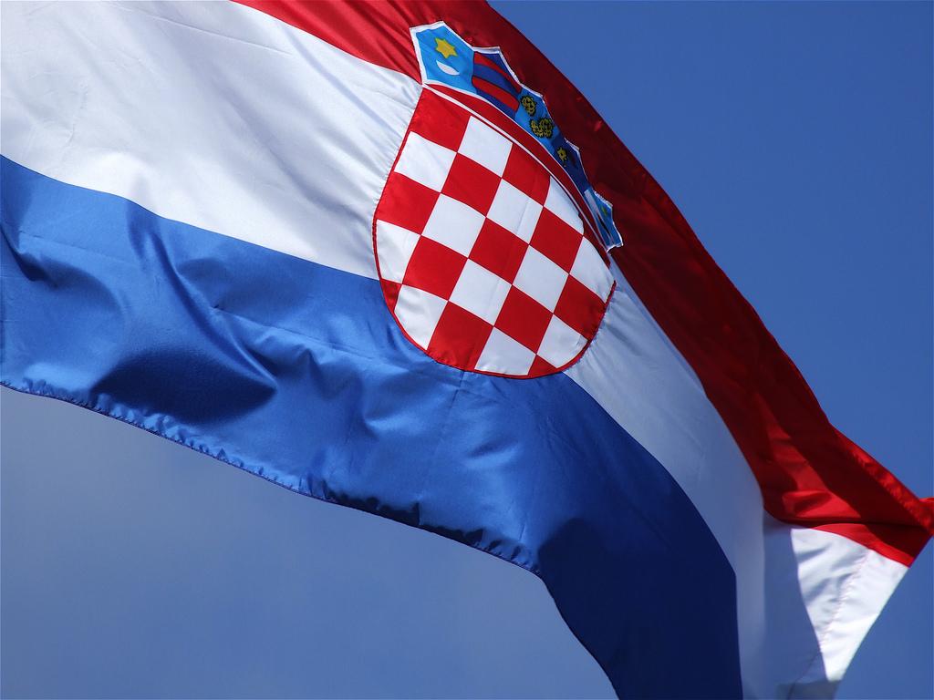 Službena Hrvatska Zastava 100x200 Cm