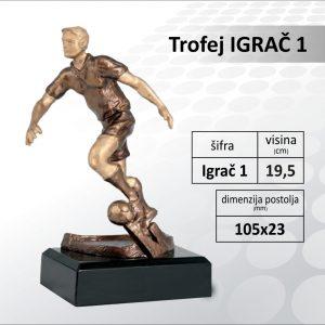 Trofej IGRAČ