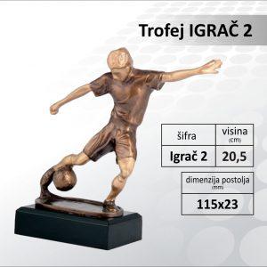 Trofej IGRAČ 2