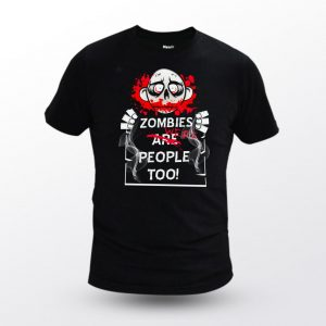 Majica MENS FIT ZOMBIES