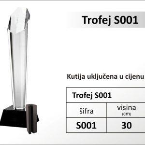 Trofej S001