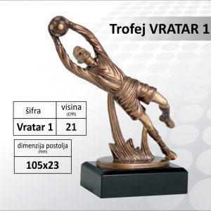 Trofej VRATAR 1